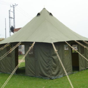 Disaster Relief Tents