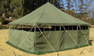 Hiproof Canvas Tents